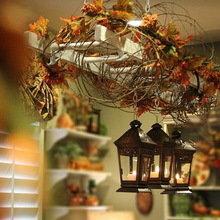 Фотография: Декор в стиле Кантри, Декор интерьера, Дом, Декор дома, Праздник – фото на InMyRoom.ru