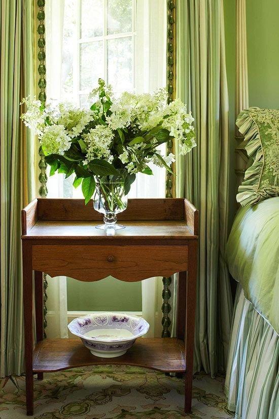 Фотография: Мебель и свет в стиле Классический, Советы, Зеленый – фото на InMyRoom.ru