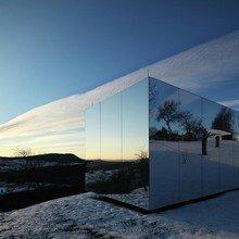 Фото из портфолио  Дом с зеркальным фасадом в Австрии – фотографии дизайна интерьеров на INMYROOM