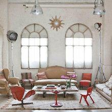 Фотография: Гостиная в стиле , Дизайн интерьера – фото на InMyRoom.ru