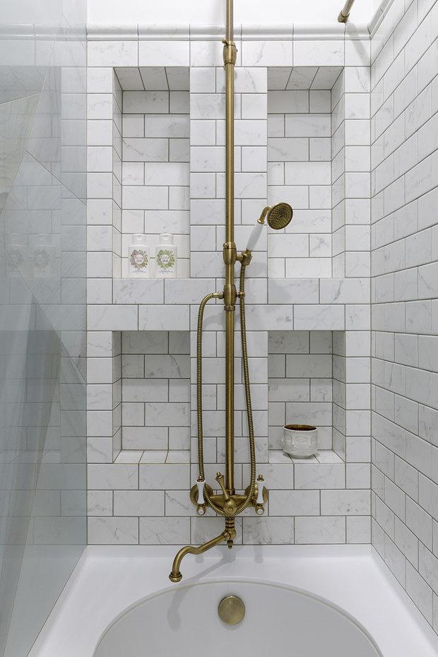 Фотография: Ванная в стиле Классический, Гид, идеи для ванной комнаты, дизайн санузла – фото на INMYROOM