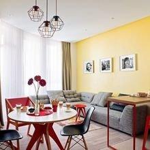 Фотография: Кухня и столовая в стиле Современный, Гостиная, Декор интерьера, Квартира, Дом – фото на InMyRoom.ru