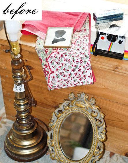 Фотография: Прочее в стиле Прованс и Кантри, Кухня и столовая, Декор интерьера, DIY, Мебель и свет, Переделка, Кресло, Диван, Люстра, Комод, Зеркало, Стул, Холодильник, идеи переделки старой мебели, переделка старой мебели фото – фото на InMyRoom.ru
