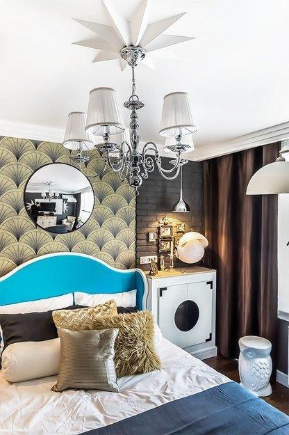 Фотография: Спальня в стиле Прованс и Кантри, Декор интерьера, Интерьер комнат, Ар-деко – фото на InMyRoom.ru