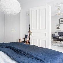 Фото из портфолио Nordhemsgatan 54 B, Linnéstaden – фотографии дизайна интерьеров на InMyRoom.ru