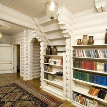 Фото из портфолио Дача в Осташково – фотографии дизайна интерьеров на InMyRoom.ru