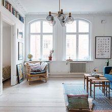 Фото из портфолио Majorsgatan 5 A, Linnéstaden – фотографии дизайна интерьеров на INMYROOM