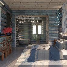 Фото из портфолио Сруб – фотографии дизайна интерьеров на INMYROOM