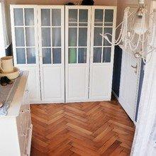 Фотография: Спальня в стиле Кантри, Мебель и свет, IKEA, Интервью, ИКЕА – фото на InMyRoom.ru
