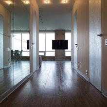 """Фото из портфолио апартаменты в ЖК """"Аэробус"""" – фотографии дизайна интерьеров на InMyRoom.ru"""