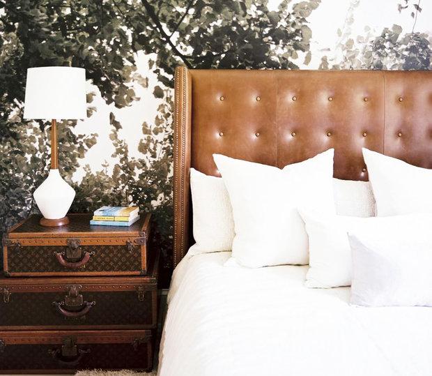 Фотография: Спальня в стиле Прованс и Кантри, Интерьер комнат, Цвет в интерьере, Советы – фото на InMyRoom.ru