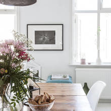 Фото из портфолио Белоснежный фон в интерьере – фотографии дизайна интерьеров на INMYROOM