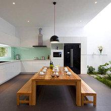 Фотография: Кухня и столовая в стиле Современный, Эко, Декор интерьера, Дом, Дома и квартиры – фото на InMyRoom.ru