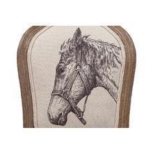 Стул Horse с мягкой обивкой
