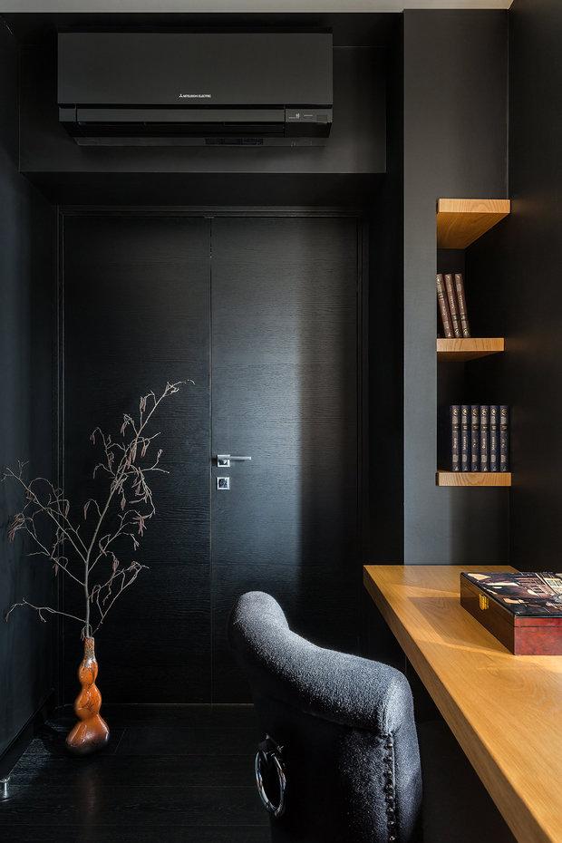 Фотография: Кабинет в стиле Современный, Лофт, Квартира, Проект недели, Санкт-Петербург, 1 комната, 40-60 метров, Алла Кущева – фото на INMYROOM