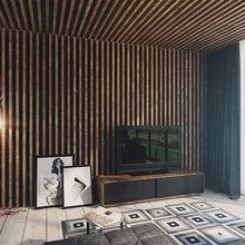 Фотография: Гостиная в стиле Современный, Декор интерьера, Дом, Дома и квартиры, Проект недели – фото на InMyRoom.ru