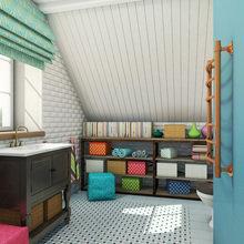 Фото из портфолио Загородный дом в пос. Кудиново – фотографии дизайна интерьеров на INMYROOM