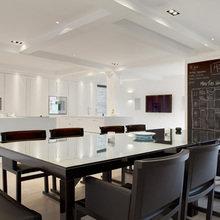 Фотография: Кухня и столовая в стиле Минимализм, Дом, Дома и квартиры – фото на InMyRoom.ru