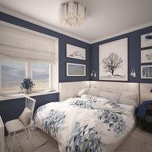 Фото из портфолио Квартира в Коммунарке – фотографии дизайна интерьеров на INMYROOM