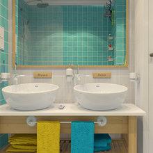 Фото из портфолио 4-х комнтантная квартира в жилом комплексе Александрия – фотографии дизайна интерьеров на InMyRoom.ru