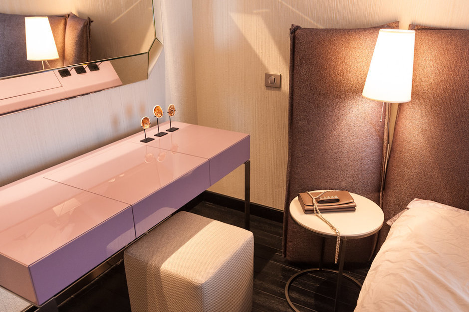 Фотография: Спальня в стиле Современный, Квартира, Дома и квартиры, Roommy.ru, Porada – фото на InMyRoom.ru