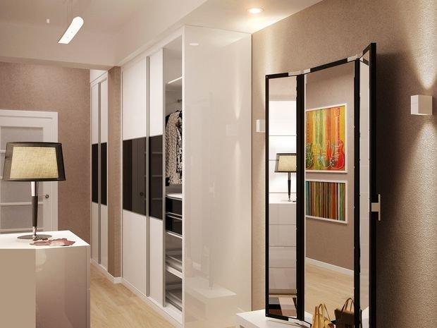 Фотография: Спальня в стиле Классический, Современный, Прихожая, Декор интерьера, Малогабаритная квартира, Квартира, Дом – фото на InMyRoom.ru