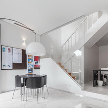 Фотография: Офис в стиле Скандинавский, Декор интерьера, Дом, Цвет в интерьере, Дома и квартиры, Белый – фото на InMyRoom.ru
