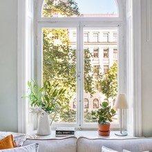 Фото из портфолио Karlbergsvägen 29A, 2tr. – фотографии дизайна интерьеров на InMyRoom.ru