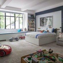 Фото из портфолио  Аппартаменты в Нью-Йорке – фотографии дизайна интерьеров на InMyRoom.ru