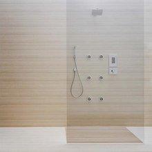 Фото из портфолио Идеи для ванных комнат – фотографии дизайна интерьеров на InMyRoom.ru
