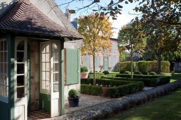 Фотография: Ландшафт в стиле , Декор интерьера, Дом и дача, Нормандия – фото на INMYROOM