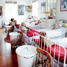 Фотография: Детская в стиле Кантри, Современный, Интерьер комнат, Системы хранения – фото на InMyRoom.ru