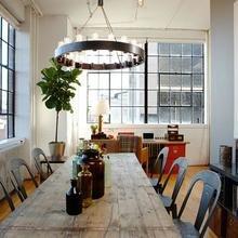 Фотография: Кухня и столовая в стиле Кантри, Современный, Декор интерьера, Декор дома, Цвет в интерьере – фото на InMyRoom.ru