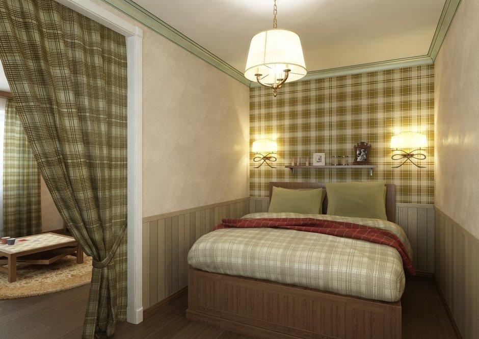 Фотография: Спальня в стиле Прованс и Кантри, Квартира, Дома и квартиры, IKEA, Проект недели, Деревенский – фото на InMyRoom.ru