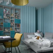 Фотография: Детская в стиле Современный, Квартира, Проект недели, 3 комнаты, Более 90 метров, Светлогорск, Марина Кутузова, Дизайн-студия «Детали» – фото на InMyRoom.ru