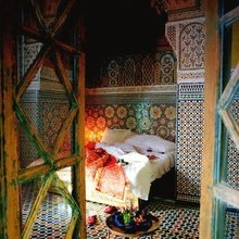 Фотография: Спальня в стиле Восточный, Декор интерьера, Декор дома, Марокканский – фото на InMyRoom.ru