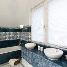 Фотография: Ванная в стиле Восточный, Декор интерьера, Дом, Eames, Ju-Ju, pottery barn, Дома и квартиры, IKEA, Zara Home, Maison & Objet, Женя Жданова – фото на InMyRoom.ru