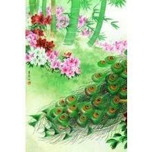 """Модульная картина от дизайнера """"Сказочный сад"""""""