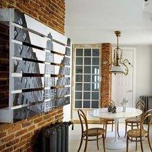 Фотография: Кухня и столовая в стиле Кантри, Лофт, Декор интерьера, DIY, Квартира, Дом, Мебель и свет – фото на InMyRoom.ru