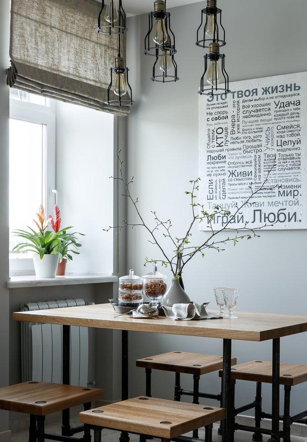 Фото из портфолио Гекконы – фотографии дизайна интерьеров на INMYROOM