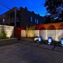Фотография: Ландшафт в стиле Современный, Декор интерьера, Мебель и свет, Светильники – фото на InMyRoom.ru
