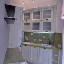 Фото из портфолио Апартаменты в Darsan. г. Ялта – фотографии дизайна интерьеров на InMyRoom.ru