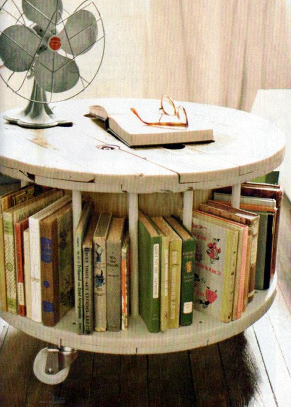 Фотография: Мебель и свет в стиле Современный, Системы хранения, Библиотека, Домашняя библиотека – фото на InMyRoom.ru