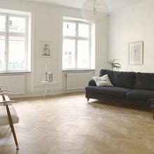 Фото из портфолио  HÄLSINGEGATAN 13 – фотографии дизайна интерьеров на INMYROOM