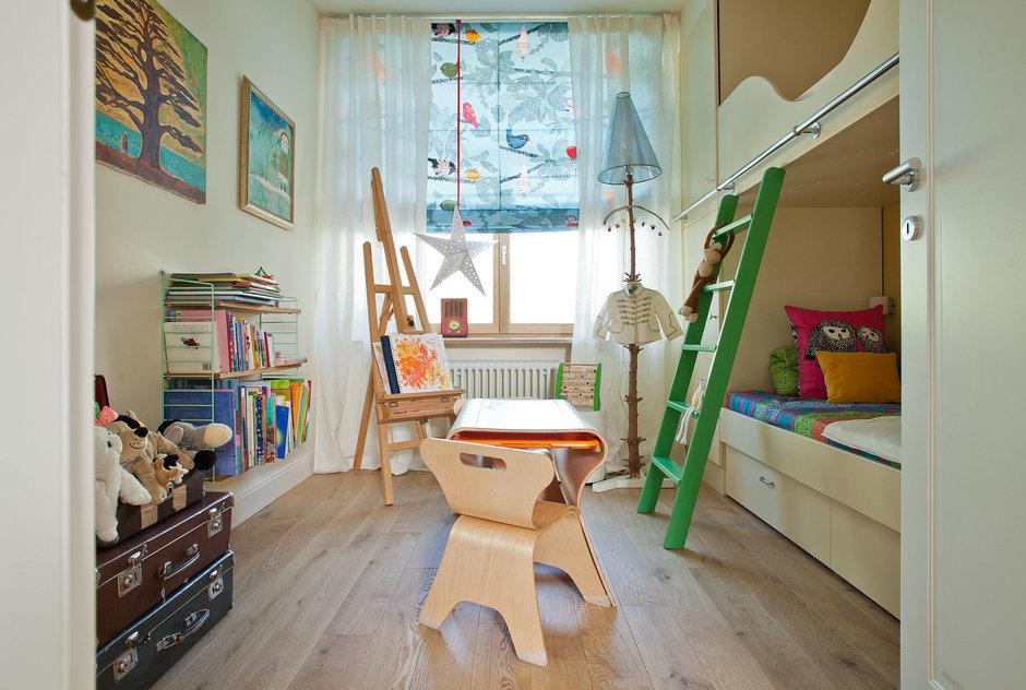 Фотография: Детская в стиле Современный, Квартира, BoConcept, Дома и квартиры, IKEA – фото на InMyRoom.ru