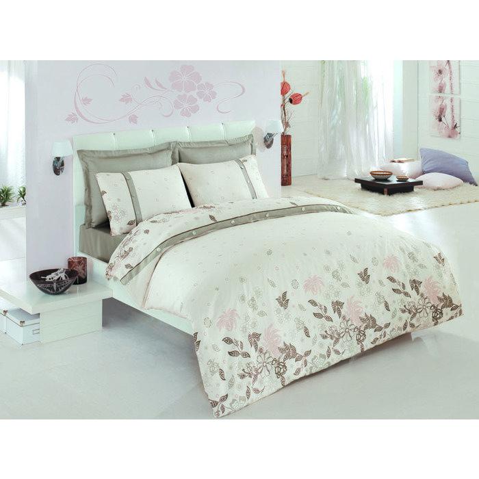 Комплект постельного белья семейный Sedef