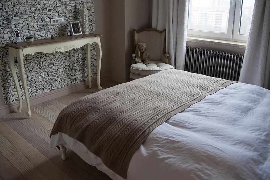 Фотография: Спальня в стиле , Декор интерьера, Квартира, Foscarini, G&C, Lisbeth Dahl, Nordal, Дома и квартиры, Интерьерная Лавка – фото на InMyRoom.ru