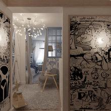 Фотография: Прихожая в стиле Эклектика, Квартира, BoConcept, Дома и квартиры, Проект недели – фото на InMyRoom.ru
