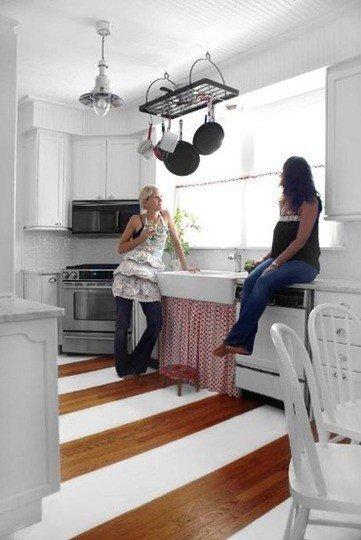 Фотография: Гостиная в стиле Лофт, Современный, Декор интерьера, Декор дома, Пол – фото на InMyRoom.ru