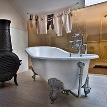 Фотография: Ванная в стиле Кантри, Дома и квартиры, Городские места, Отель, Модерн, Милан, Замок – фото на InMyRoom.ru